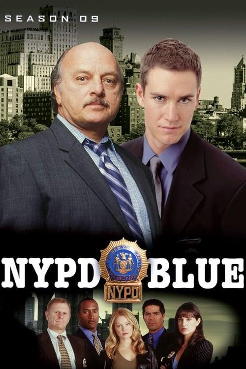 NYPD Blue: Season 9