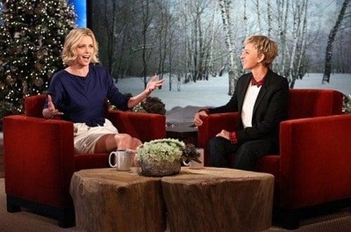 The Ellen DeGeneres Show: Season 9 – Episode Day #10 of 12 Days of Giveways - Charlize Theron, Kevin Nealon, Christina Perri