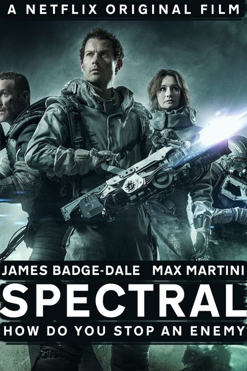 Download Spectral (2016) Best Quality Movie