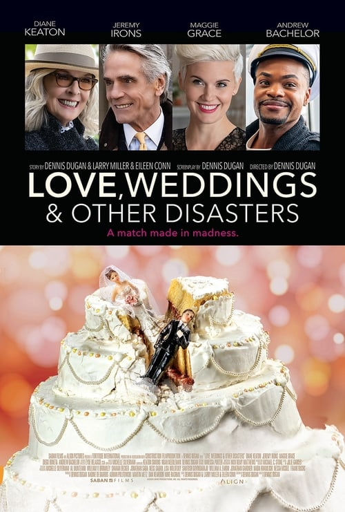 Imagen Love, Weddings and Other Disasters