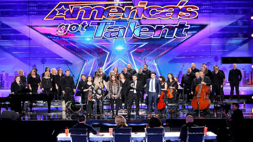 America's Got Talent: Season 11 – Épisode Auditions Week 4