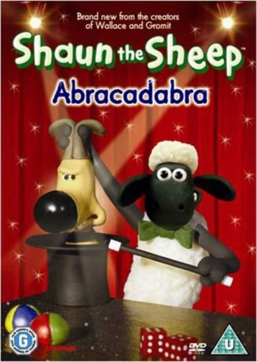 Largescale poster for Shaun das Schaf - Abrakadabra