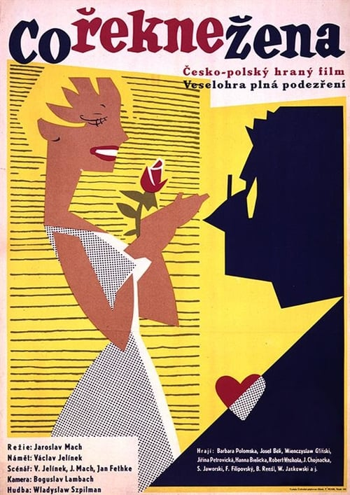 Película Co řekne žena? Gratis En Español