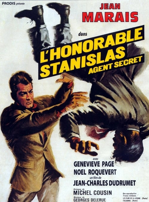 L'Honorable Stanislas, agent secret Online