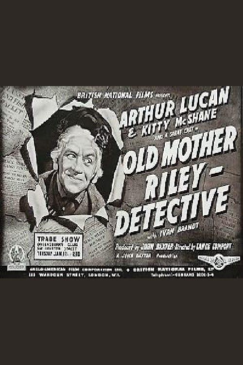 Assistir Old Mother Riley Detective Grátis Em Português