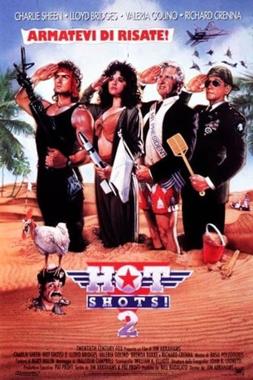 Hot Shots! 2 (1993)
