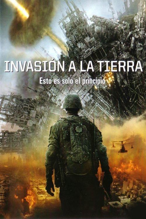 Imagen Invasión a la Tierra