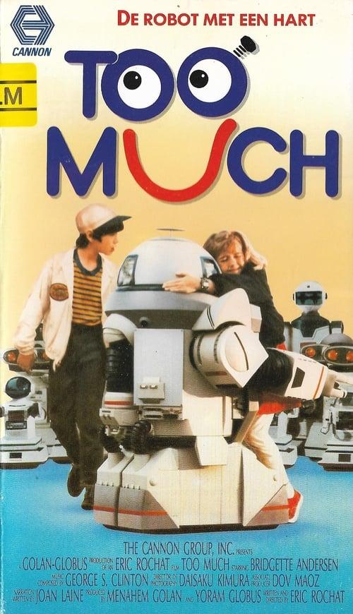 Hd Too Much 1987 Película Completa En Español Latino Mega