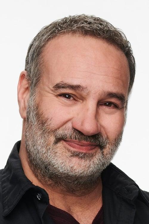 Kép: Tony Nappo színész profilképe