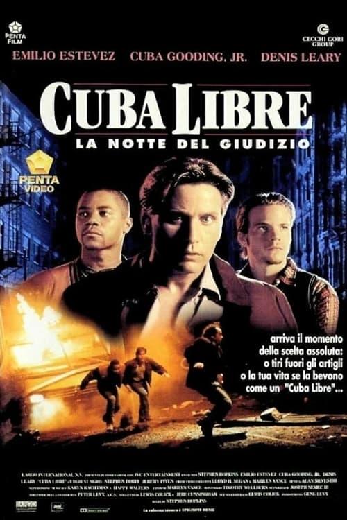 Cuba Libre - La notte del giudizio (1993)