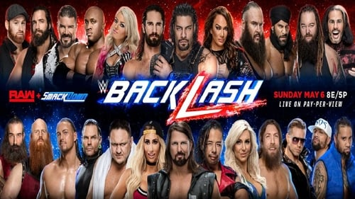 WWE Backlash 2018 Watch Season on