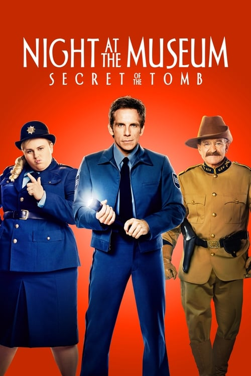 Night at the Museum: Secret of the Tomb on lookmovie