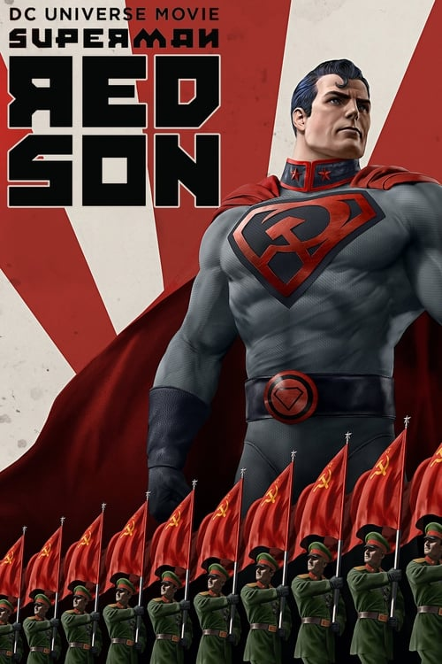 Film Superman: Red Son Gratuit En Ligne