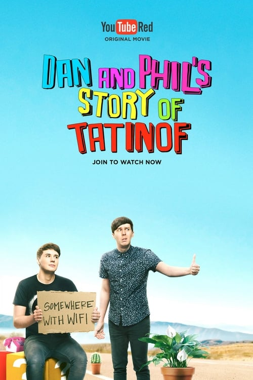 Dan and Phil's Story of TATINOF Vidéo Plein Écran Doublé Gratuit en Ligne 4K HD