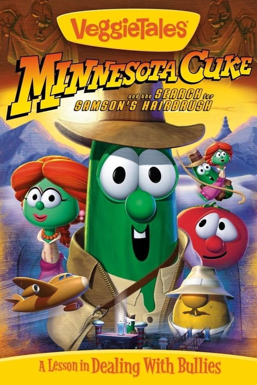 Mira VeggieTales: Minnesota Cuke and the Search for Samson's Hairbrush En Buena Calidad Gratis