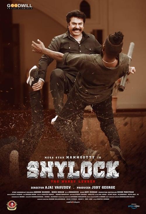 Shylock Afsomali