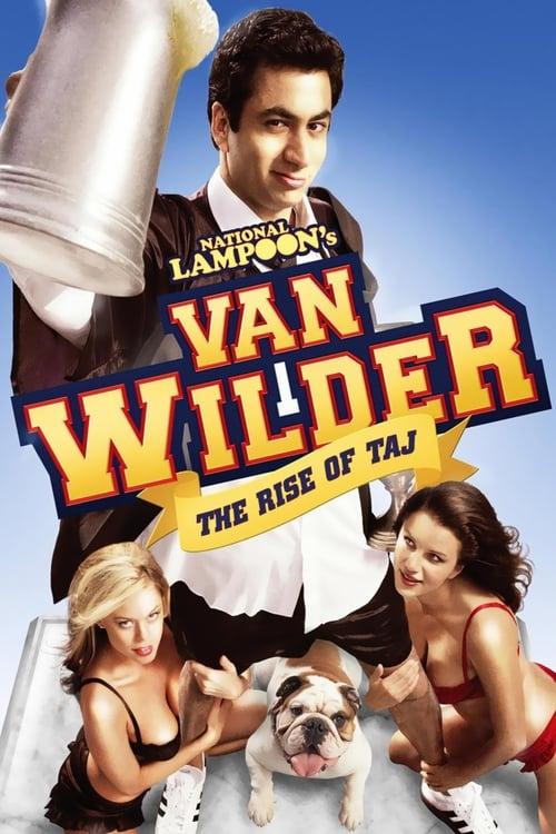 Van Wilder 2: The Rise of Taj (2006) Poster