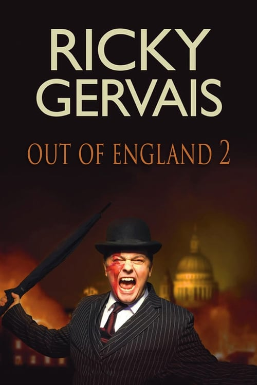 Mira La Película Ricky Gervais: Out of England 2 Completamente Gratis