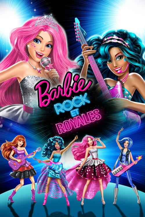 ▼ Barbie : Rock et Royales (2015) ♛