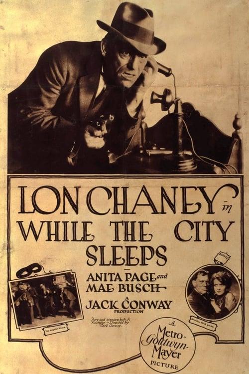 While the City Sleeps (1928)