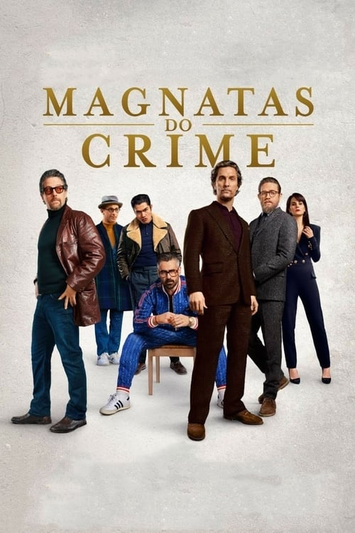 Assistir Magnatas do Crime