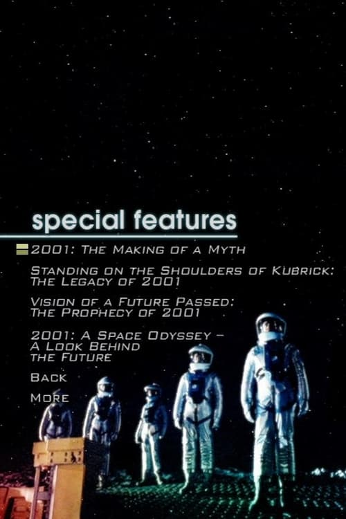 2001: A Space Odyssey - A Look Behind the Future (1966)