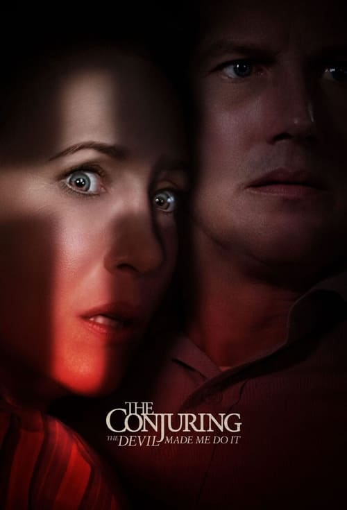 The Conjuring: The Devil Made Me Do It - Poster