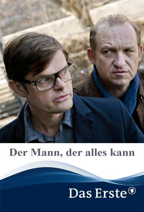 Der Mann, der alles kann (2012) Poster