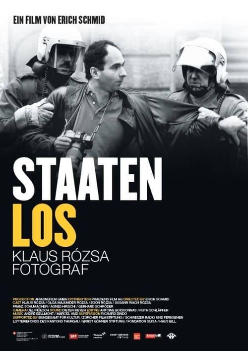 Staatenlos - Klaus Rózsa, Fotograf (2016)