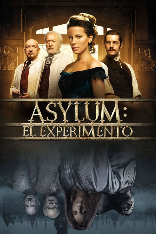 Mira Asylum: El experimento Con Subtítulos En Línea