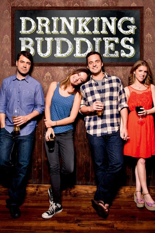 The poster of Drinking Buddies