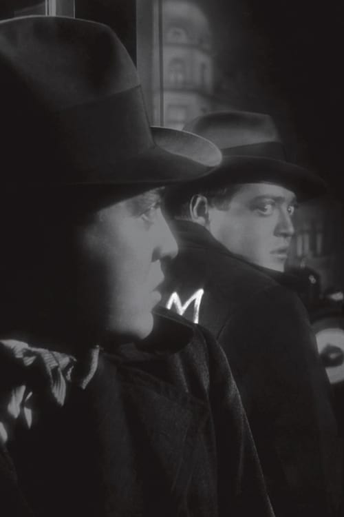 Watch M (1931) Full Movie