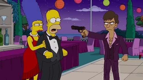 The Simpsons - Season 23 - Episode 20: The Spy Who Learned Me