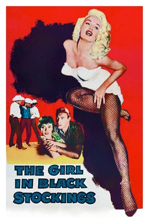 Película The Girl in Black Stockings Doblado Completo