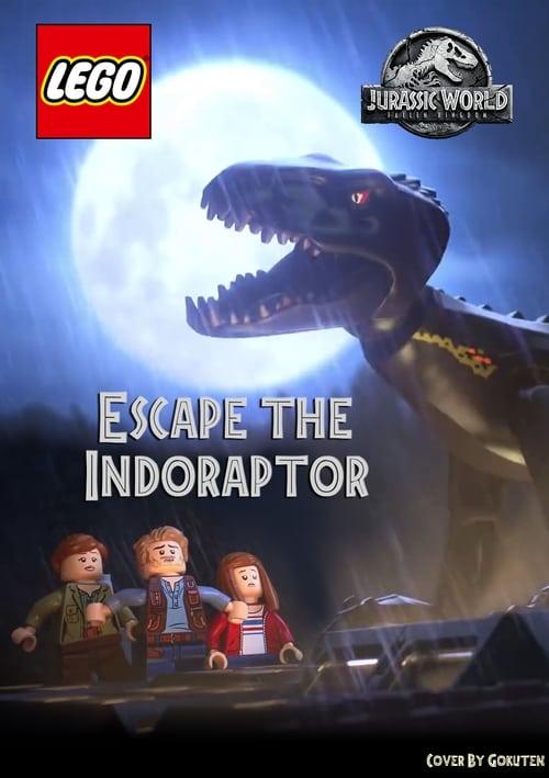 LEGO Jurassic World: Escape the Indoraptor (2018)