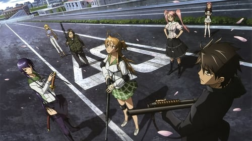 Highschool of the Dead watch online