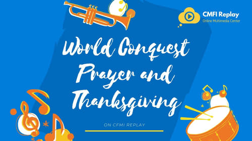 World Conquest Prayer and Thanksgiving
