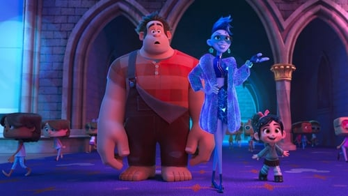 Wifi Ralph / Ralph Breaks the Internet / Ralph El Demoledor 2