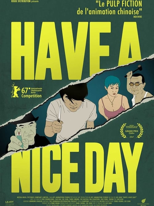 [HD] Have a Nice Day (2018) Streaming HD FR