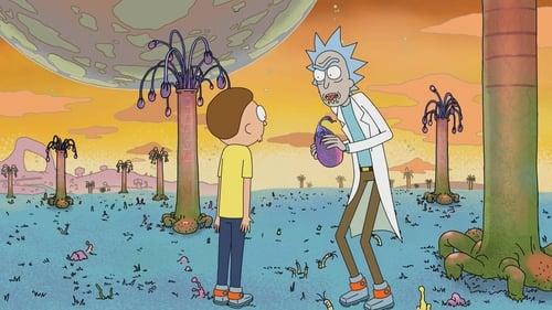 Rick and Morty - Season 1 - Episode 1: Pilot