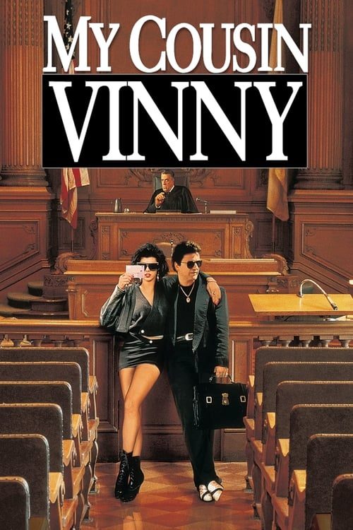My Cousin Vinny - Poster