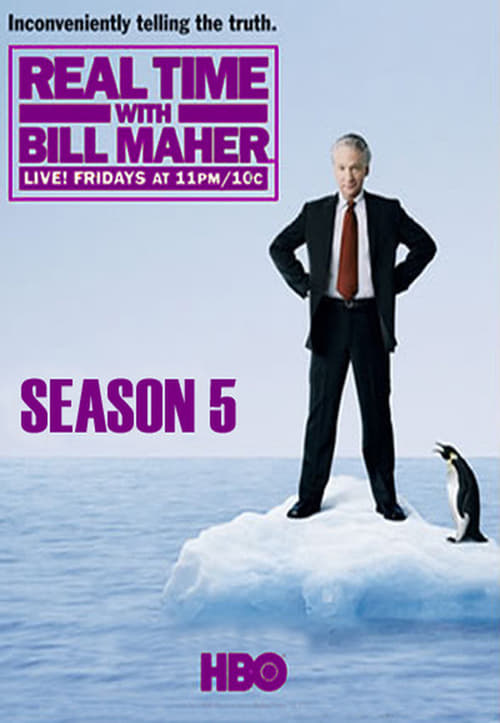 Real Time with Bill Maher: Season 5