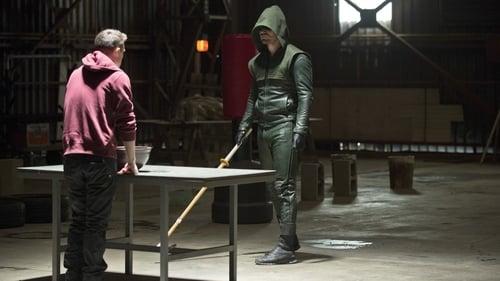 arrow - Season 2 - Episode 12: Tremors