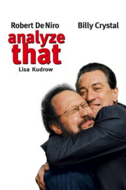 Watch Analyze That (2002) Movie Free Online