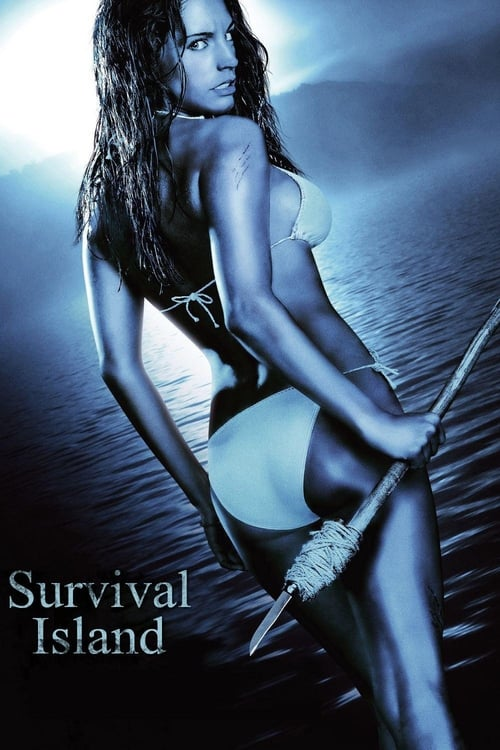 The poster of Survival Island