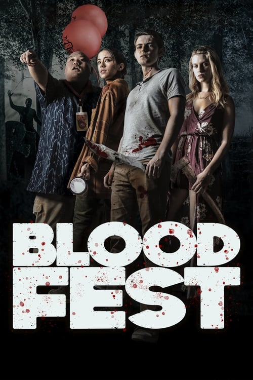 Watch Blood Fest (2018) Movie Free Online