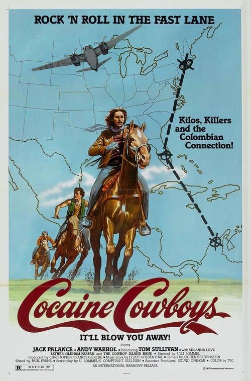 Cocaine Cowboys (1979) Poster