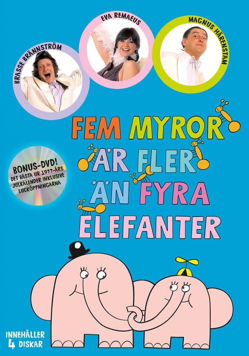 Fem Myror Är Fler Än Fyra Elefanter (1973)