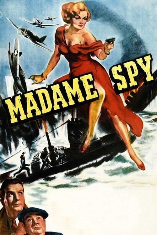 مشاهدة Madame Spy في نوعية جيدة HD 720p