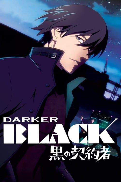 Subtitles Darker than Black (2007) in English Free Download | 720p BrRip x264